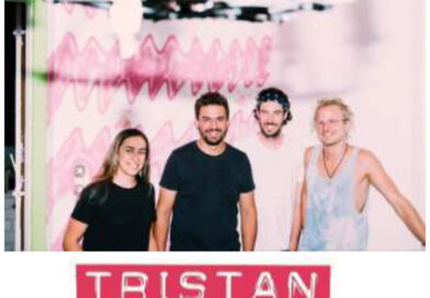 Bild von den 4 bei Tristan